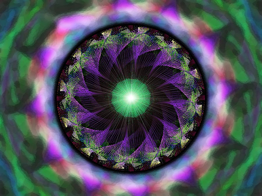 Return to the First Sacred Geometrtry Image